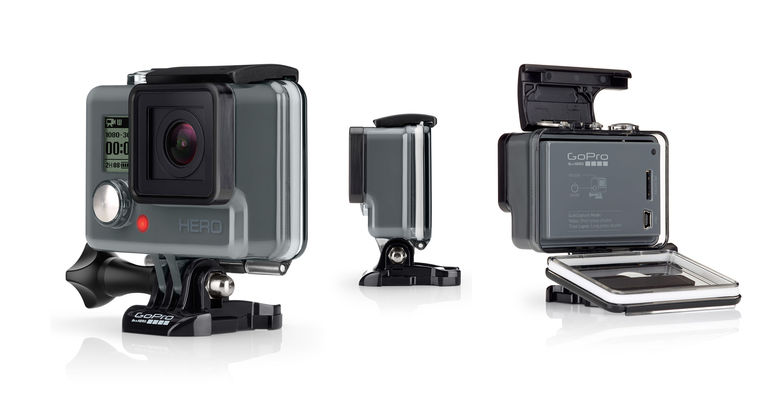 Capture The World Around You With GoPro