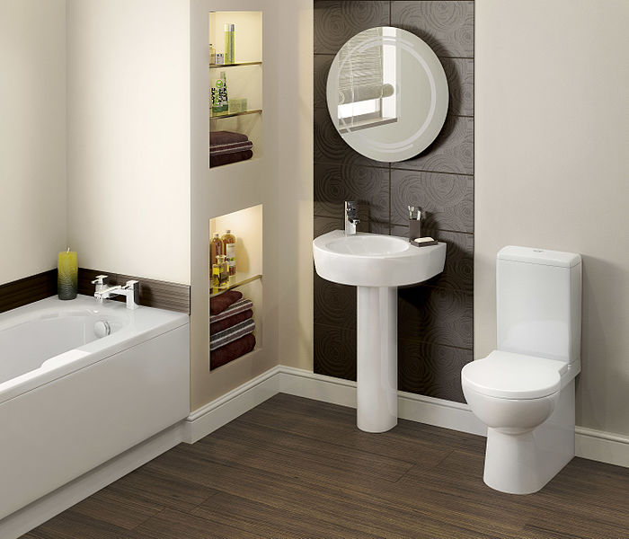 Redecorating Your Small Bathroom? Don't Forget These Top Tips