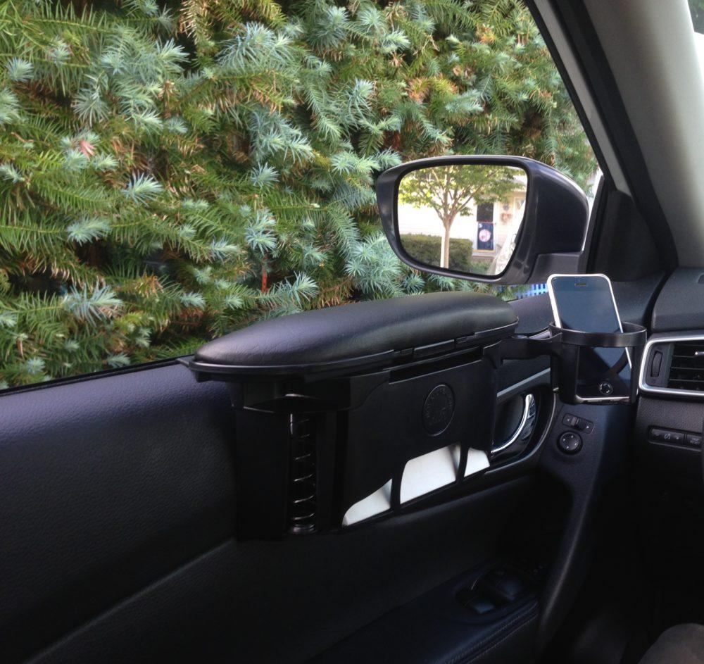 Cool Vehicle Accessory: Multi-functional ArmRestor   #ArmRestor