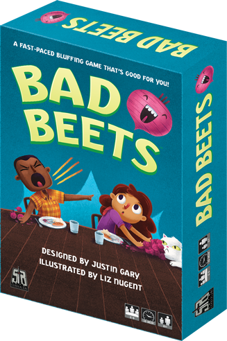 Family Game Bad Beets
