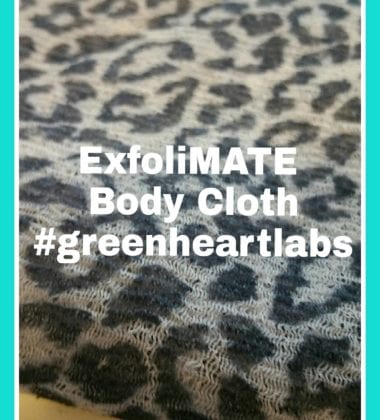 ExfoliMATE | Magic Exfoliating Body Cloth, Soft & Young Skin