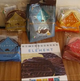 Element Snacks Help You Stay Gluten Free
