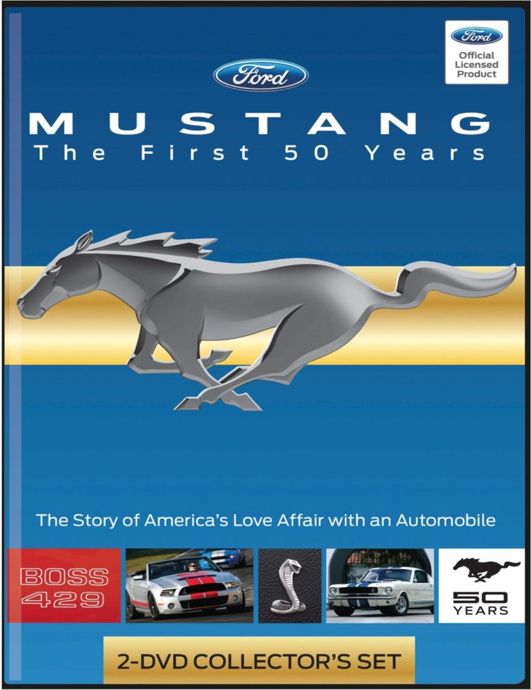 50th Anniversary of the Ford Mustang
