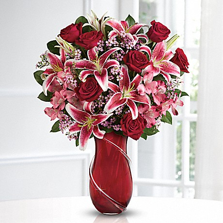 Valentine's Day with Teleflora