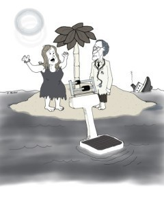 Are You Ready to Caption It? The Contest Is in Full Swing and the Second Cartoon Has Been Posted. Visit iResolveNow.com to Participate!