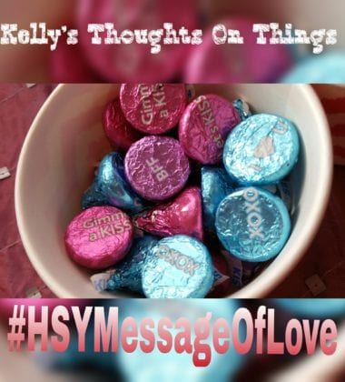 Valentine's Day Bingo with Hershey's #HSYMessageOfLove