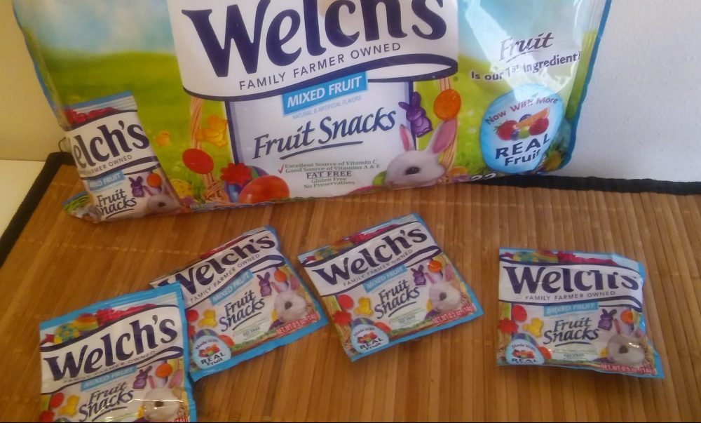 Welch's knows how to have Easter Fun!