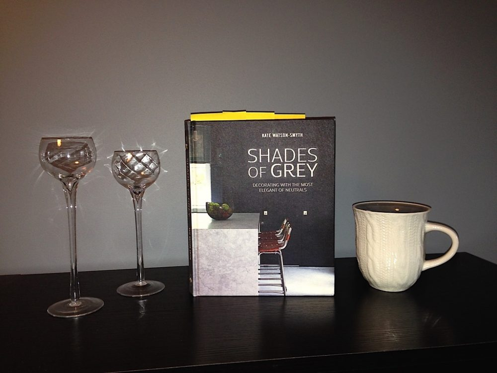 Design Your Space In Shades of Grey