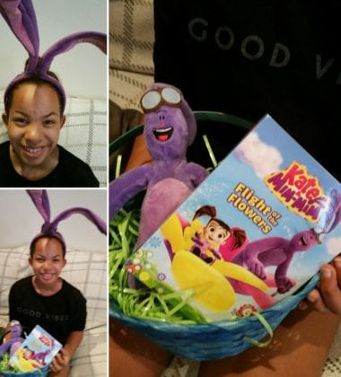 Disney Junior's Kate & Mim-Mim is Celebrating the Season With an Easter Special!