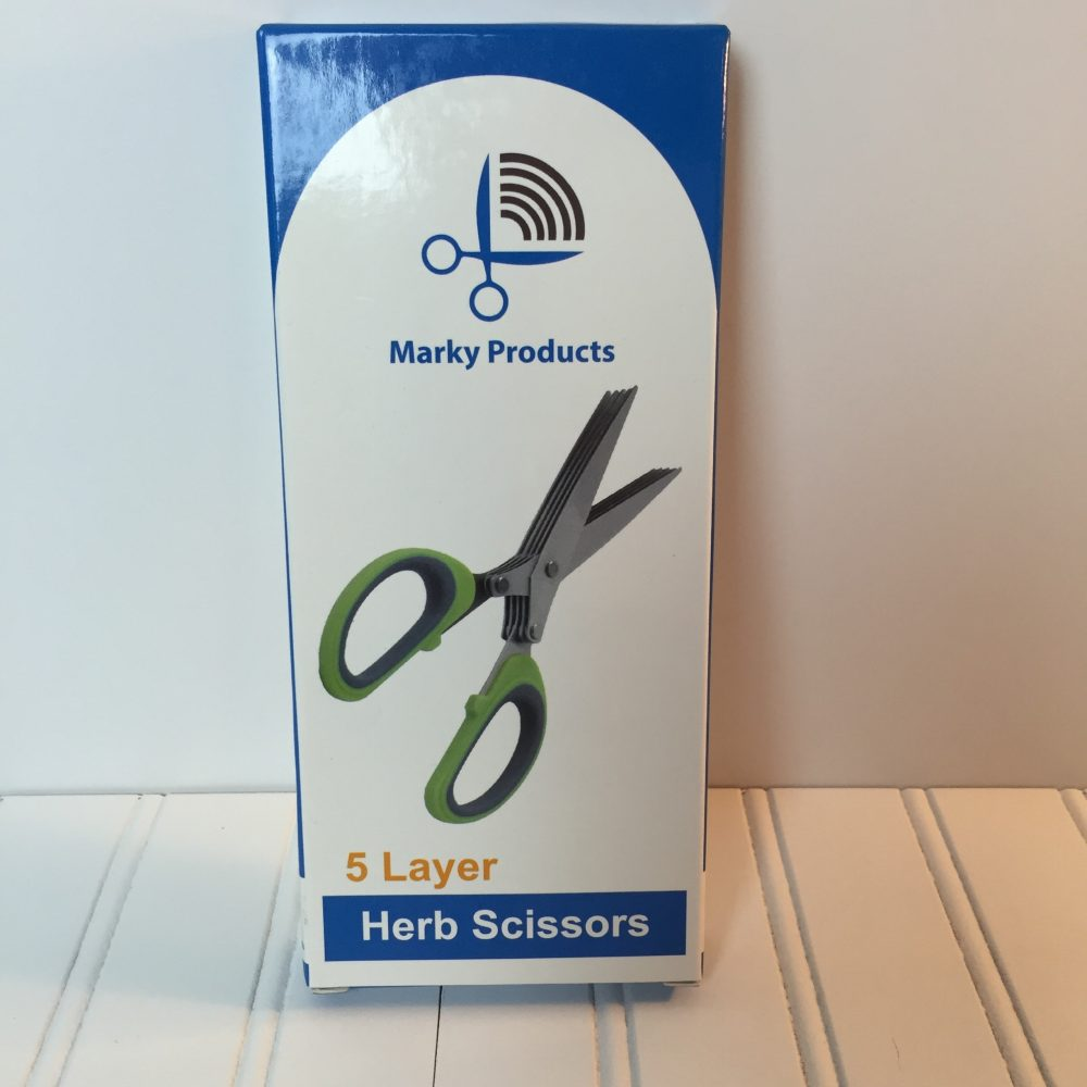 Herb Scissors by Marky Products #MarkyProducts
