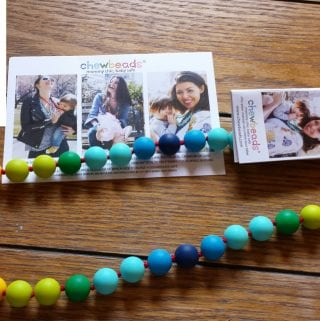 Chew Beads for the Chewer in Your Life