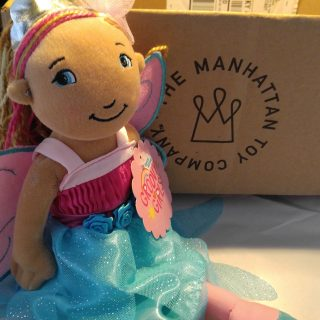 Groovy Girl Fairybelles from Manhattan Toy