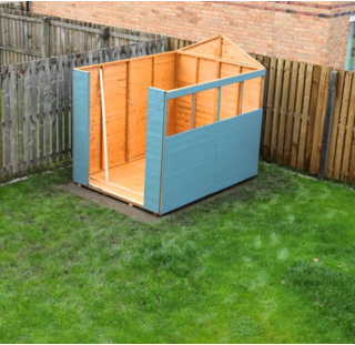 Building An Amazing Shed (That You Won't Use for Storage)