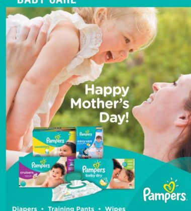 Pampers BOGO Coupons