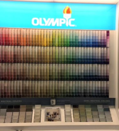 Olympic Paint Center