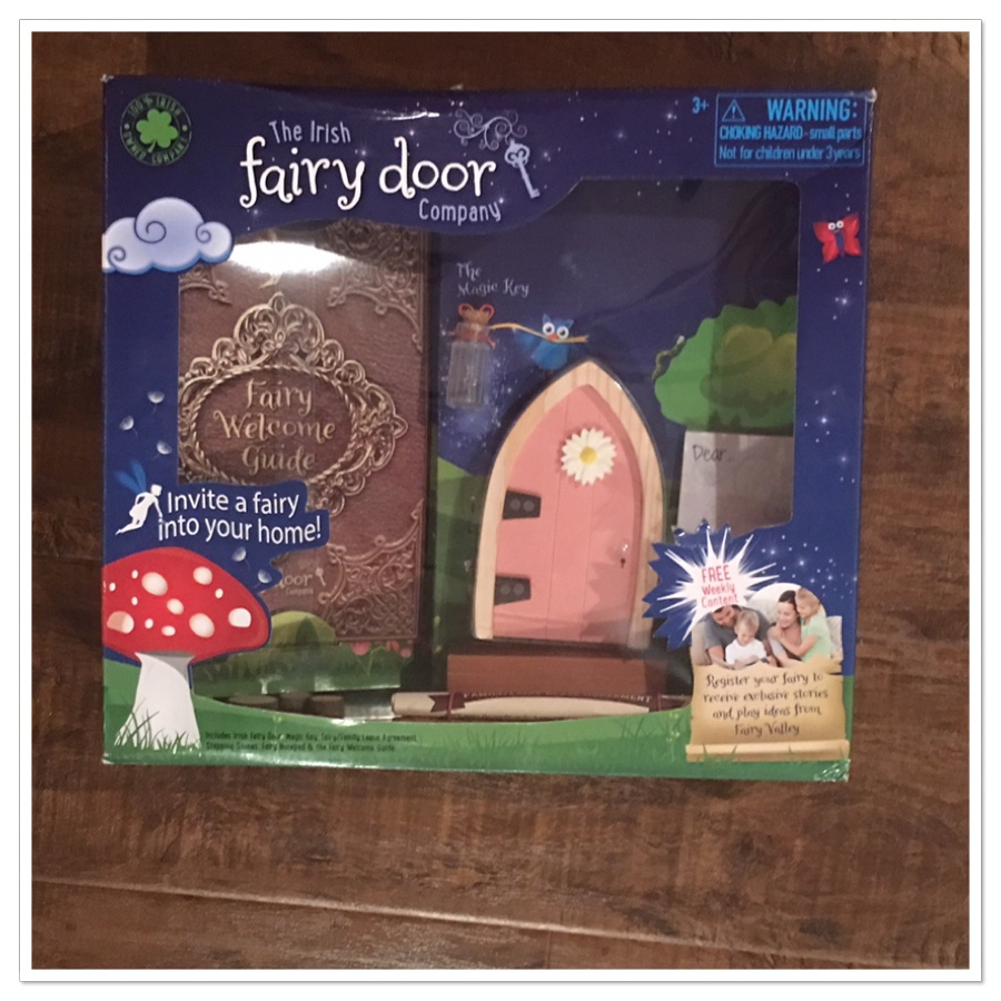 Adopt a fairy for The irish fairy door company facebook