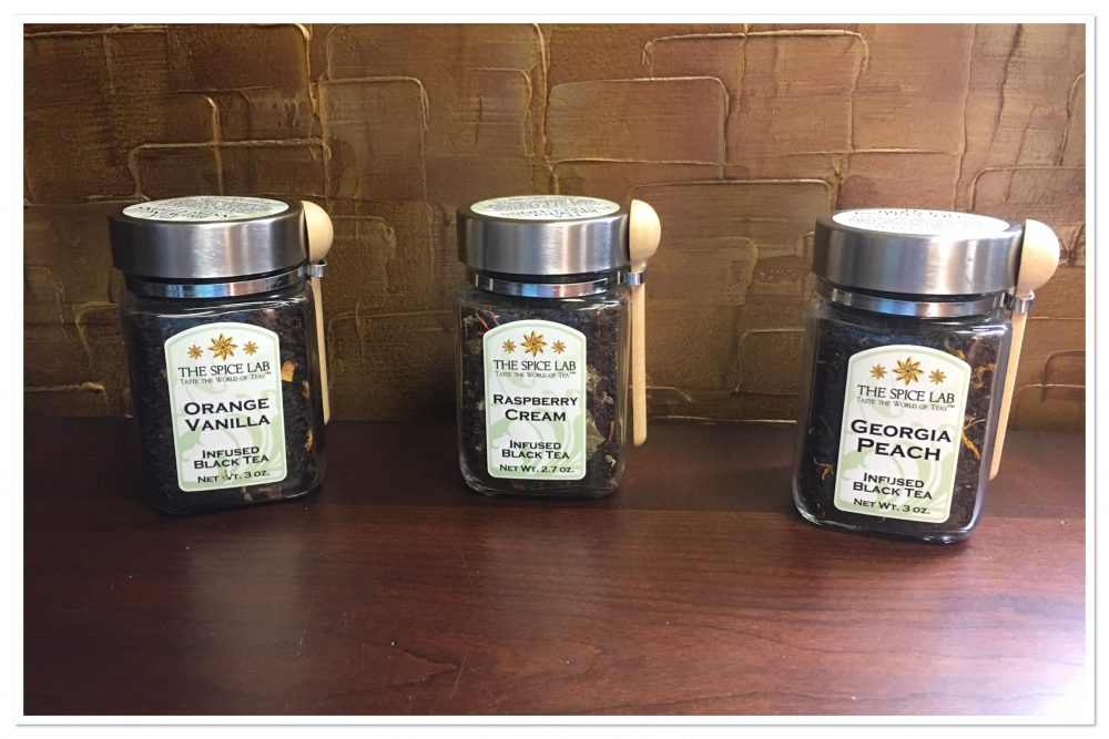 The Spice Lab Spring and Summer Loose Leaf Tea