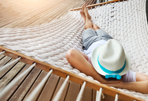 4 Hammock Tech Hacks