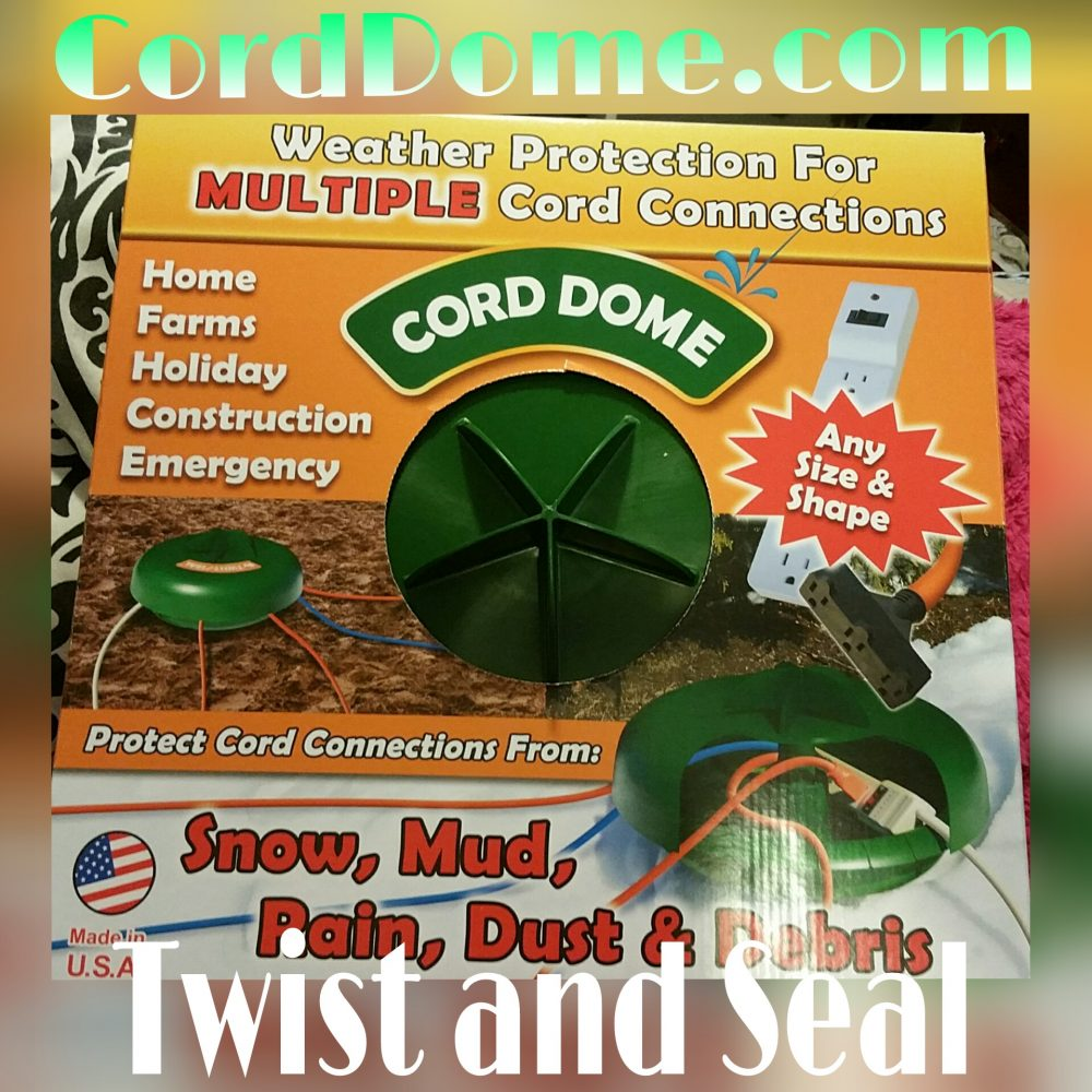 Twist and Seal Cord Dome