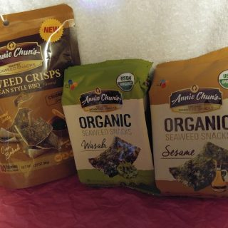 Vegan Free Dairy Free Gluten Free New Seaweed Snacks