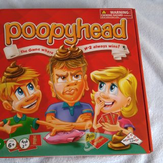 Are You A Poopyhead? Play A Game And Find Out