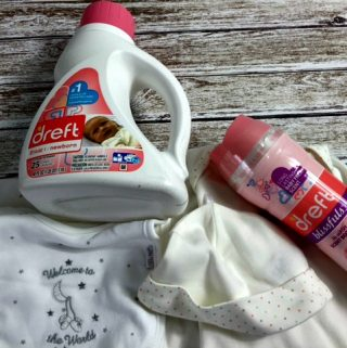 Baby Shower Must Haves with Dreft  #Amazinghood #ad