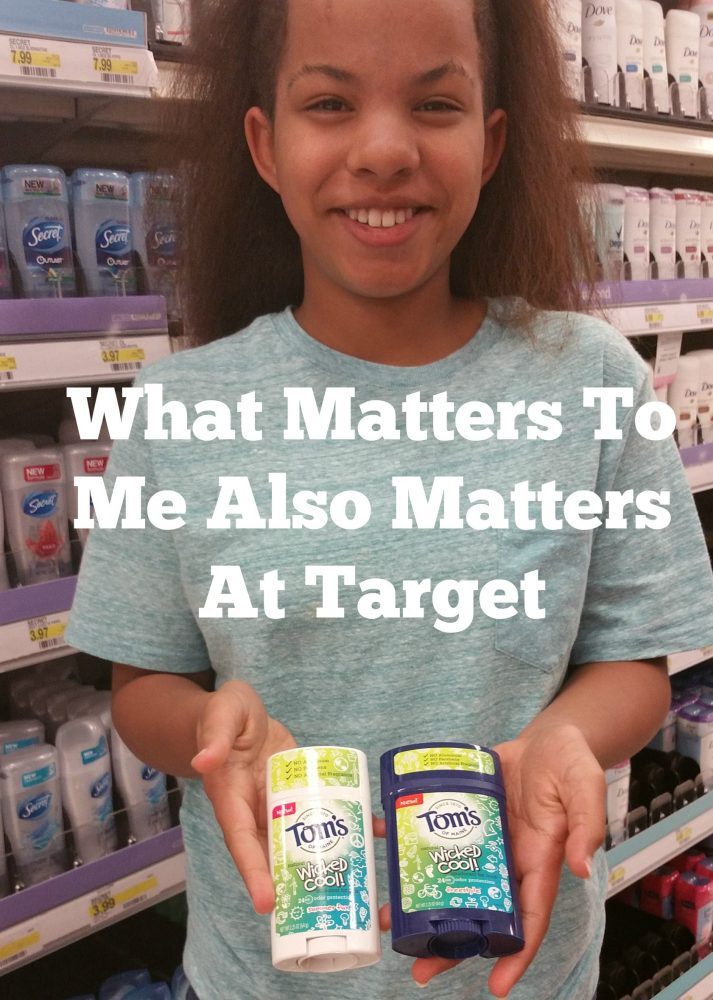 Tom's of Maine - Made to Matter Collection at Target