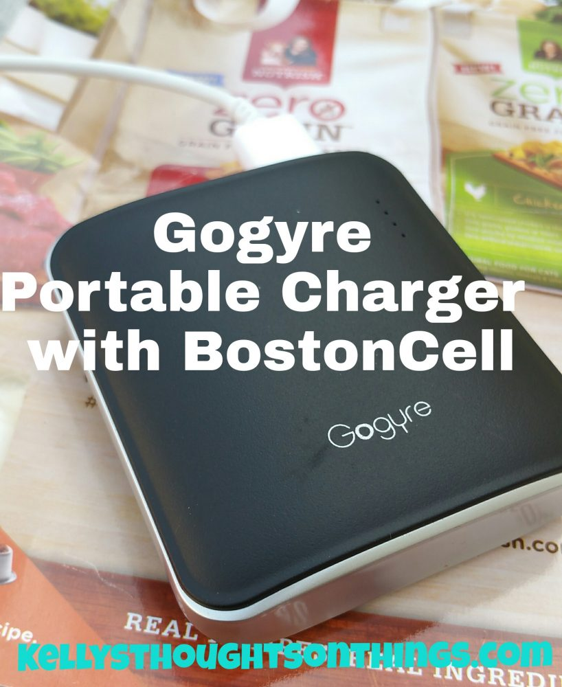 Gogyre U5 5300mAh Portable Charger with BostonCell