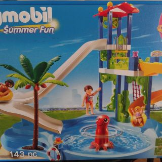 Playmobil Summer Fun and Giveaway