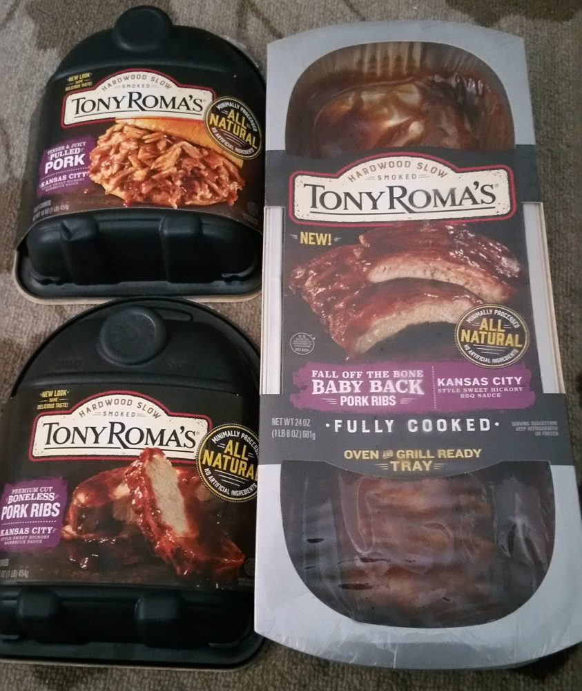 Tony Roma S Ribs Is On My Father S Day Menu Kellys