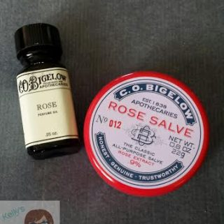 Smell Good, Feel Great with Rose Oil and Salve