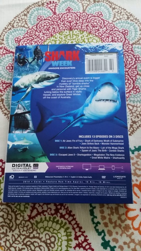 Enjoy Shark Week From The Comfort Of Your Home