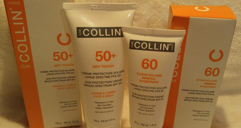 Summer Can Be Brutal! Sun Protection From GM Collin