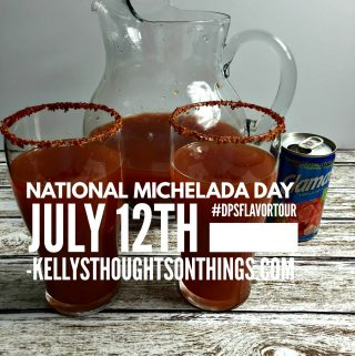National Michelada Day on July 12th!