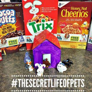 General Mills & Secret Life of Pets Collectibles