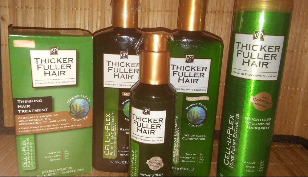 Thicker Fuller Hair difference