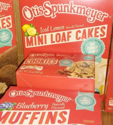 otis spunkmeyer school lunches treats