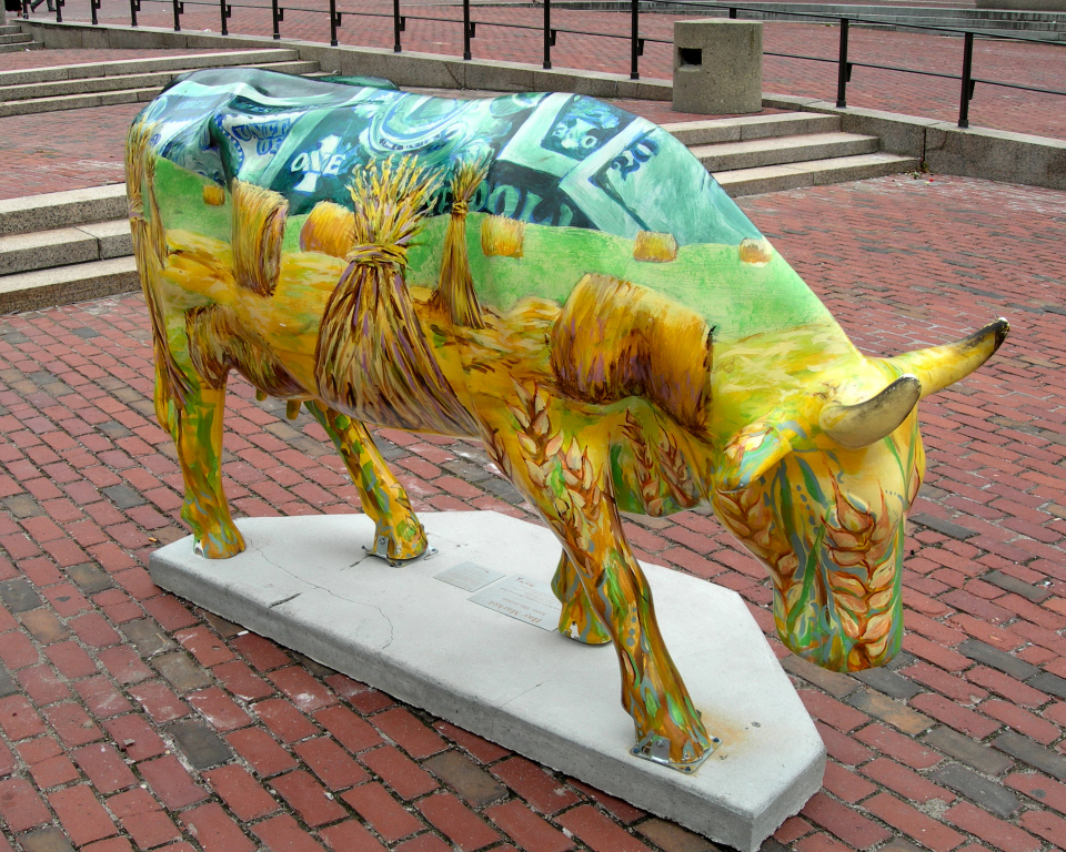 All You Need To Know About the Cow Parade