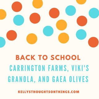 Stock Up on Back To School Snacks!