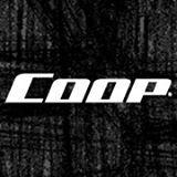 coop scatter dodgeball logo