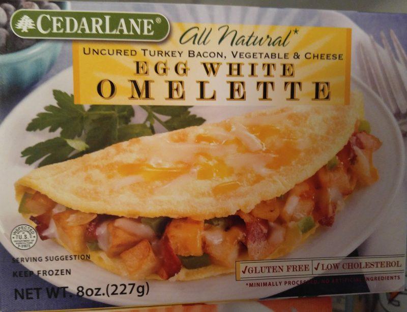 Egg White Omelettes
