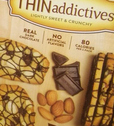 Nonni Thinaddictives snacks