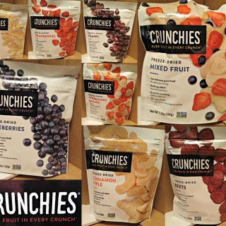 Crunchies Give You The Most Flavorful Crunch You've Tasted