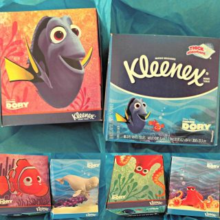Kleenex Helps Dory And Your Kids Swim Their Way Back To School