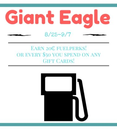 Earn Rewards at Giant Eagle!