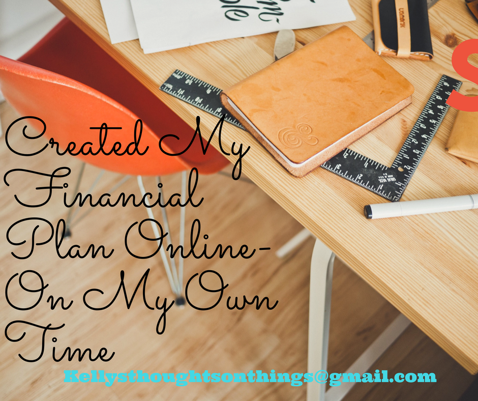 CREATED MY FINANCIAL PLAN ONLINE-ON MY OWN TIME! #ontheblog @sum180 #SUM180 #ad https://kellysthoughtsonthings.com/sum180/