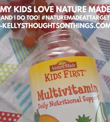 Nature Made® KIDS FIRST® Multivitamin Gummies at Target,