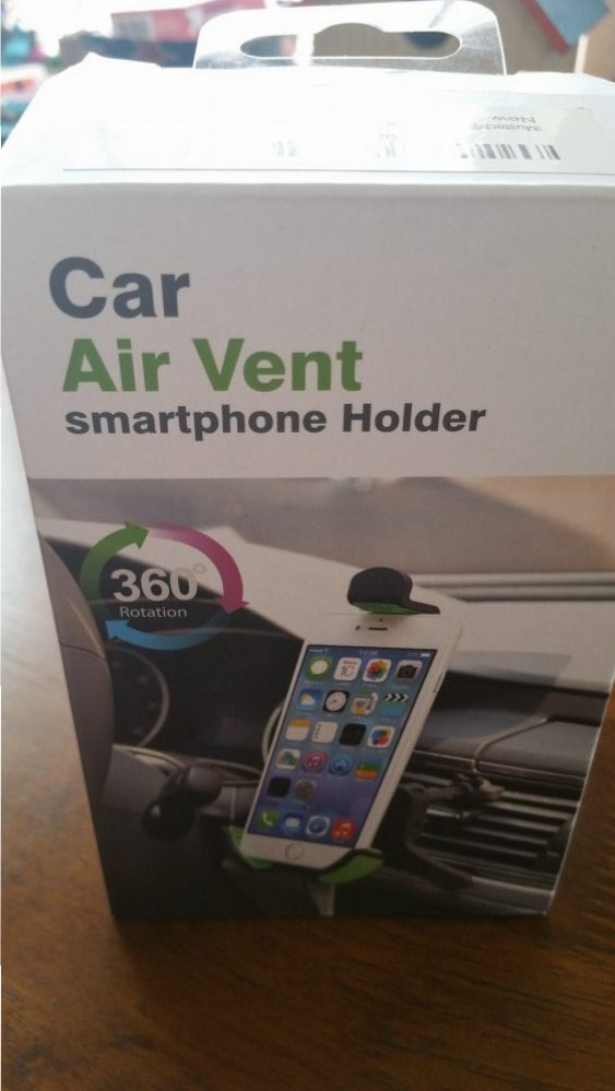 IMustech Car Air Vent Smartphone Holder #iMustechairvent