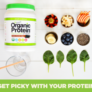 Get Picky With Your Protein- Orgain Protein Powder