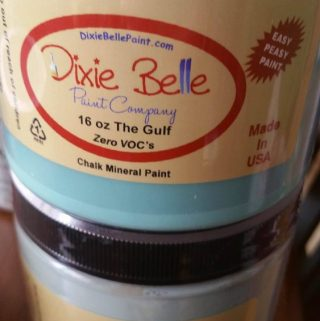 Painting Projects with DixieBelle Paints